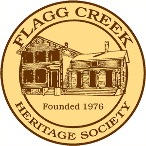 Flagg Creek Heritage Society logo